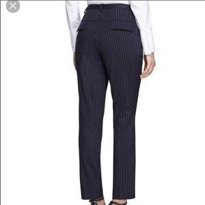 Brooks Brothers | Natalie pinstripe pants